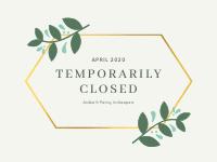 Closed April 2020