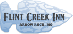 Arrow Rock MO Bed and Breakfast secure online reservation system